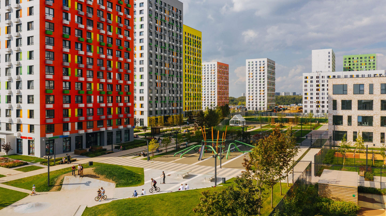 1-комнатная квартира, Москва, Александры Монаховой ул, 90к4