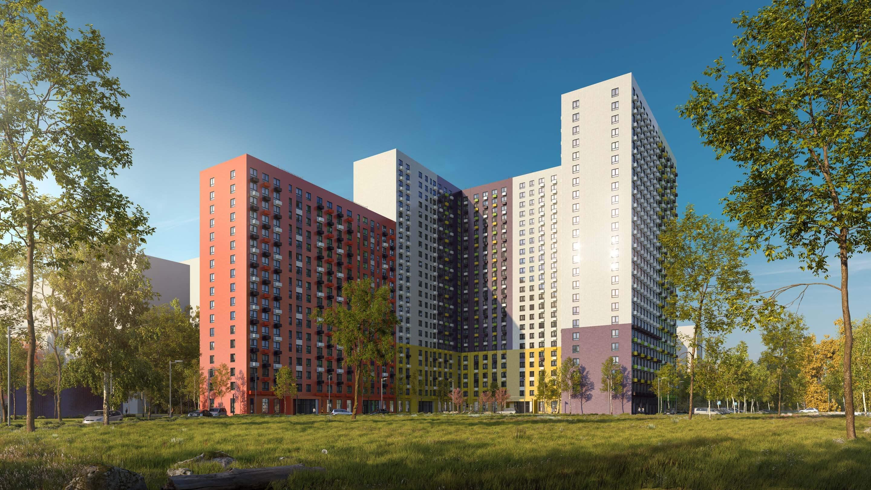 3-комнатная квартира, Москва, Грайвороновский 1-й проезд, вл3к1